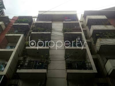3 Bedroom Flat for Sale in Badda, Dhaka - An Attractive Apartment Is Up For Sale Covering An Area Of 1320 Sq Ft At Middle Badda.
