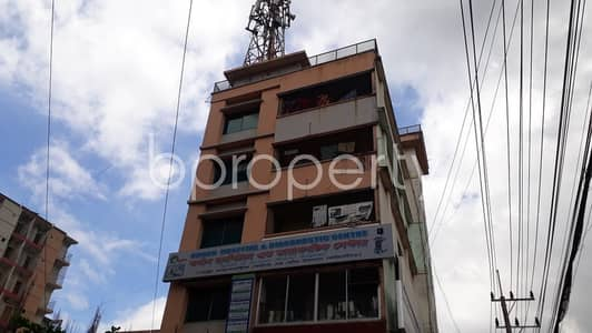 Office for Rent in Halishahar, Chattogram - This 1200 Sq. Ft Commercial Office Ready For Rent At Halishahar Very Close To Cambrian School And College.