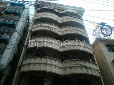 2 Bedroom Apartment for Rent in Nikunja, Dhaka - A Reasonable Residential Flat Of 720 Sq Ft Is Available For Rent At Nikunja 2 Close To Stare Lit School