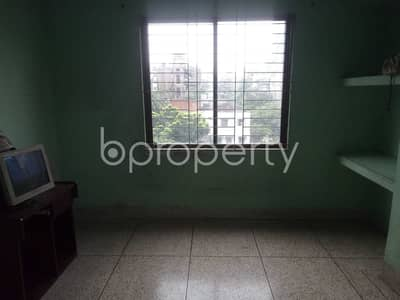 2 Bedroom Apartment for Rent in Ibrahimpur, Dhaka - A Nicely Planned 700 Sq Ft Flat Is Up For Rent In Ibrahimpur