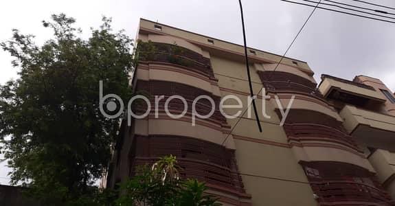 2 Bedroom Flat for Rent in Nikunja, Dhaka - Ready 780 SQ FT flat is now to Rent in Nikunja