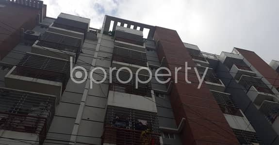 2 Bedroom Flat for Sale in Mohammadpur, Dhaka - 960 Square Feet Large And Comfortable Apartment In For Sale In Mohammadi Housing LTD.