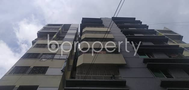 3 Bedroom Apartment for Rent in Badda, Dhaka - A Nice 1170 Sq. Ft House Is Available For Rent At Uttar Badda, With An Affordable Deal.