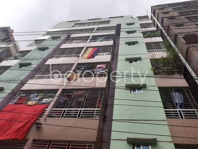 3 Bedroom Duplex for Sale in Demra, Dhaka - A Beautiful Apartment For Sale Is All Set For You In Matuail Nearby Matuail Bahumukhi High School