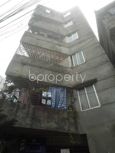 1 Bedroom Apartment for Rent in Badda, Dhaka - Looking For A Tasteful Home To Rent In Shahjadpur, Check This One