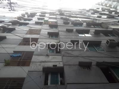 3 Bedroom Flat for Rent in Badda, Dhaka - Spaciously Designed And Strongly Structured This Apartment Is Now Vacant For Rent In Shahjadpur