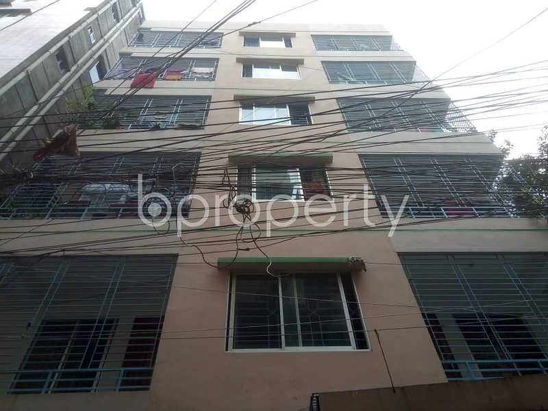 Grab This Lovely Flat For Rent In Shahjadpur Before It's Rented Out
