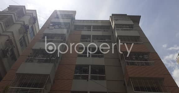3 Bedroom Flat for Rent in Bashundhara R-A, Dhaka - 1210 Square Feet Residential Apartment For Rent At Bashundhara
