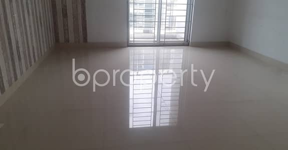 3 Bedroom Flat for Rent in Bashundhara R-A, Dhaka - 1950 Sq Ft Reasonably Priced Residential Flat Is Ready For Rent In Bashundhara.