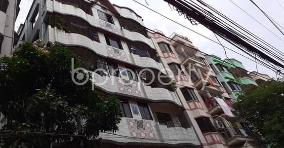 3 Bedroom Flat for Rent in Uttara, Dhaka - Choose Your Destination At This 1050 Sq Ft Flat Which Is Available For Rent In Uttara