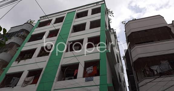 2 Bedroom Apartment for Rent in Uttara, Dhaka - A 900 Sq Ft Apartment For Rent In Uttara Sector 14.