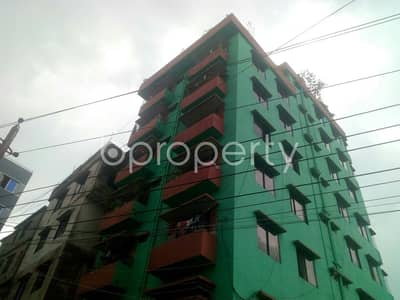 বিক্রয়ের জন্য BAYUT_ONLYএর ফ্ল্যাট - বাড্ডা, ঢাকা - A Nice 1085 Sq. Ft House Is Available For Sale At East Badda Near By Baitur Ridwan Jame Masjid With An Affordable Deal.