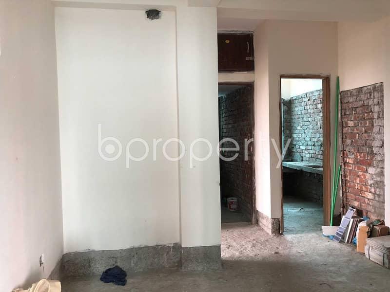 Visit This Apartment For Sale In Nikunja 2 Near Nikunja 2 Jame Masjid
