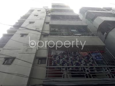 Beautifully Decorated Flat Covering An Area Of 750 Sq Ft Is Available For Rent In Shahjadpur