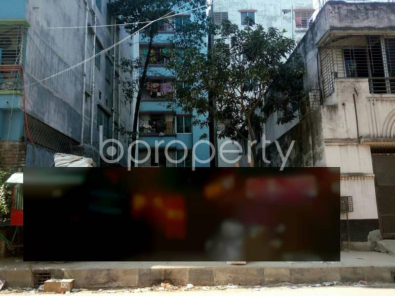 Plot for Sale in Mirpur nearby City Bank