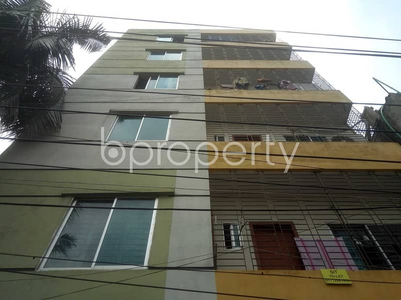 Lucrative Apartment Is Waiting To Be Rented In Shahjadpur