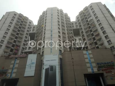 1 Bedroom Apartment for Rent in Badda, Dhaka - A Strongly Structured Apartment Of 450 Sq Ft Is Available For Rent In Shahjadpur