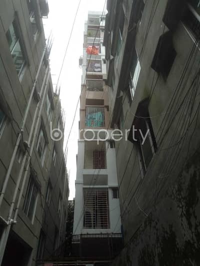 2 Bedroom Flat for Rent in Badda, Dhaka - Grab This 850 Sq Ft Flat Up For Rent In Shahjadpur