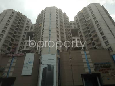 1 Bedroom Flat for Rent in Badda, Dhaka - Beautifully Decorated Flat Covering An Area Of 550 Sq Ft Is Available For Rent In Shahjadpur