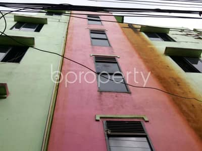 1 Bedroom Flat for Rent in Bayazid, Chattogram - Wonderful Flat Covering An Area Of 600 Sq Ft Is Available For Rent In Tayebiyea Housing Society