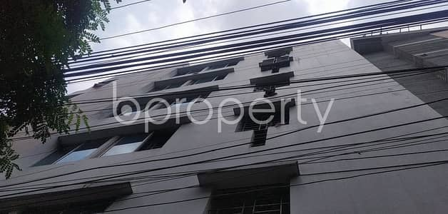 2 Bedroom Apartment for Rent in Badda, Dhaka - Startling Flat Covering An Area Of 850 Sq Ft Is Ready For Rent In Uttar Badda