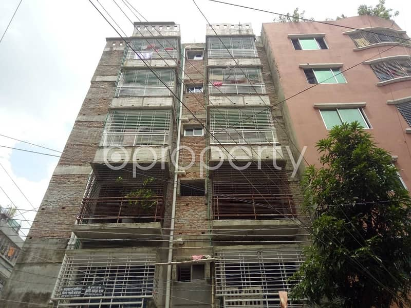 Check This 250 Sq Ft Commercial Warehouse For Rent At Mirpur 6