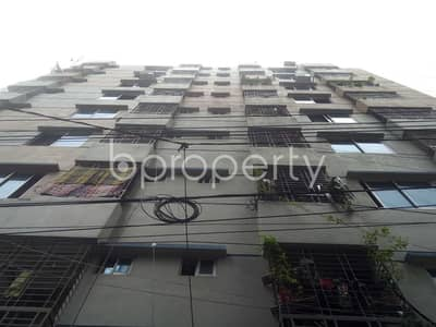 3 Bedroom Apartment for Rent in Ibrahimpur, Dhaka - This 1050 Sq. Ft. Flat Is Up For Rent Near Dutch-Bangla Bank Limited In Ibrahimpur