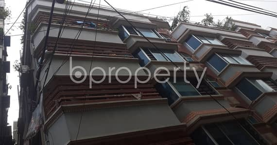 2 Bedroom Flat for Rent in Mohammadpur, Dhaka - Make this 800 SQ FT apartment your next residing location, which is up to Rent in Mohammadpur