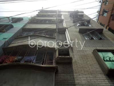 2 Bedroom Apartment for Rent in Ibrahimpur, Dhaka - Make this 750 SQ FT apartment your next residing location, which is up to Rent in Ibrahimpur