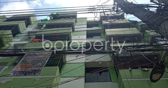 2 Bedroom Apartment for Rent in Kathalbagan, Dhaka - Make this 900 SQ FT apartment your next residing location, which is up to Rent in Kathalbagan