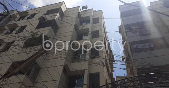 4 Bedroom Apartment for Rent in Malibagh, Dhaka - Excellent Residential Apartment Of 1600 Sq Ft Is Up For Rent In Shantibag, Malibagh
