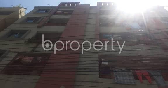 বিক্রয়ের জন্য BAYUT_ONLYএর ফ্ল্যাট - শ্যামলী, ঢাকা - This Flat In Shyamoli With A Convenient Price Is Up For Sale