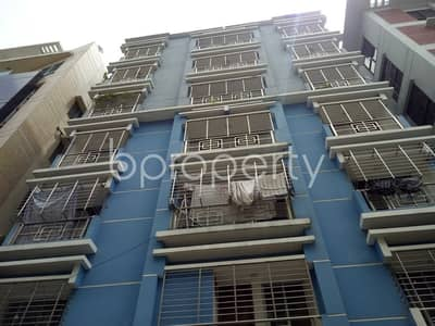 4 Bedroom Apartment for Rent in Mirpur, Dhaka - Near Mirpur DOHS Central Mosque An Outstanding 2200 Sq. Ft. Flat Is Ready For Rent.