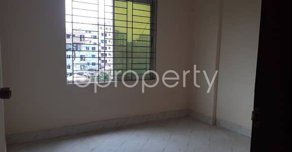 2 Bedroom Flat for Rent in Dakshin Khan, Dhaka - Move In And Inhabit This Properly Constructed 700 Sq Ft Flat For Rent In Dakshin Khan