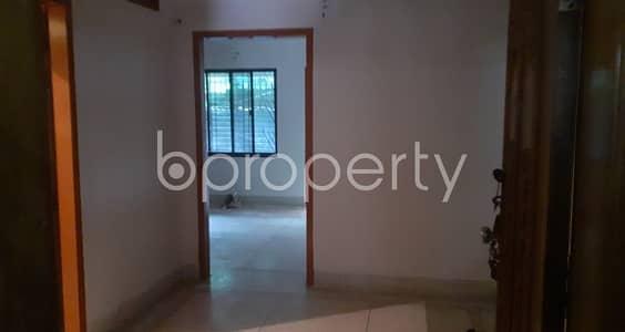 ভাড়ার জন্য এর অফিস - বনশ্রী, ঢাকা - In The Location Of Banasree 1000 Square Feet Commercial Office Is For Rent