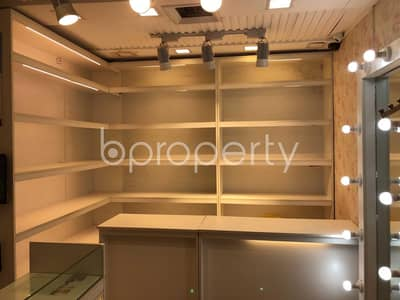 Shop for Sale in Uttara, Dhaka - 98 Sq Ft Commercial Shop Is Available For Sale In Jashimuddin Avenue, Uttara