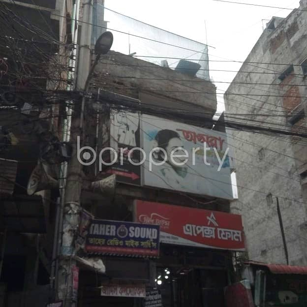 Set Up Your New Office In The Location Of Dhakeshwari Road Is For Rent