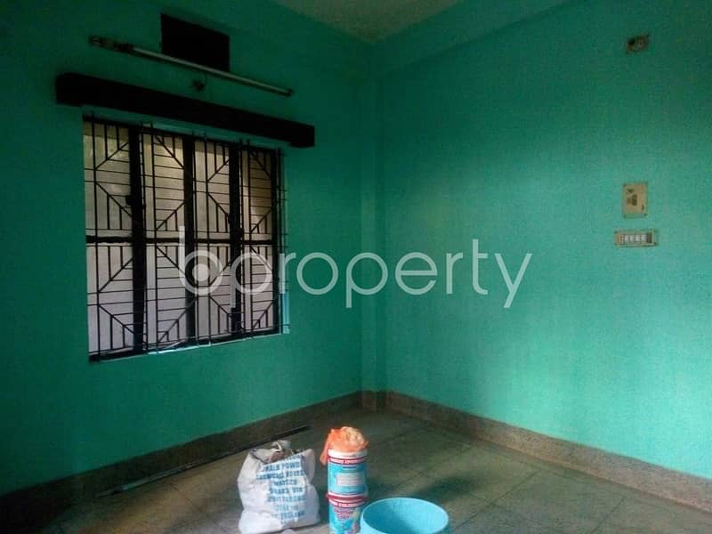 A Flat Ready For Rent In Taltola Nearby Halim Foundation Model High School