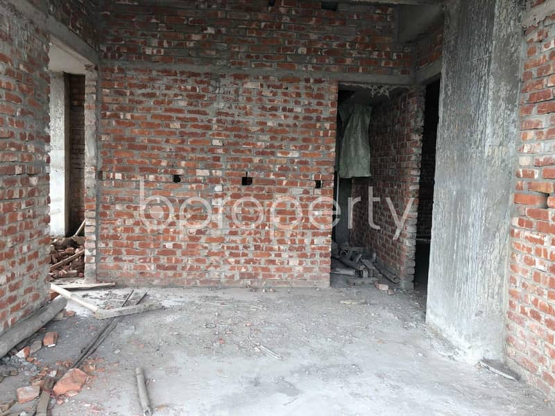 Set Up Your New 1320 Sq. Ft Commercial Space Close To Jamia Ahmadia Sunnia Alia At West Sholoshohor For Rent