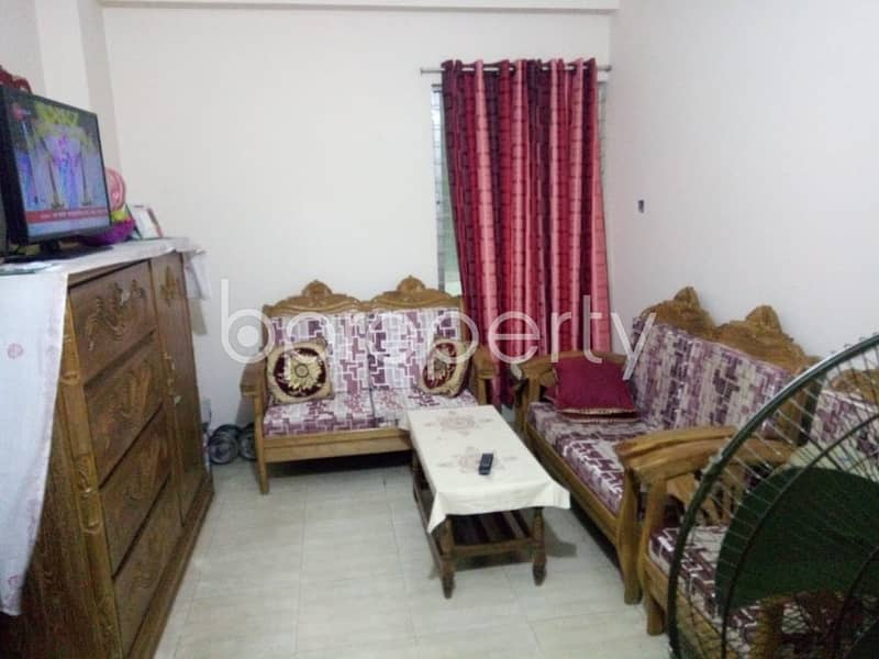 955 SQ FT flat is now for sale in Donia
