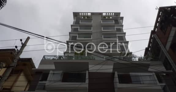 3 Bedroom Apartment for Sale in Lalmatia, Dhaka - 1325 Sq. ft An Amazing Apartment Is For Sale In Lalmatia