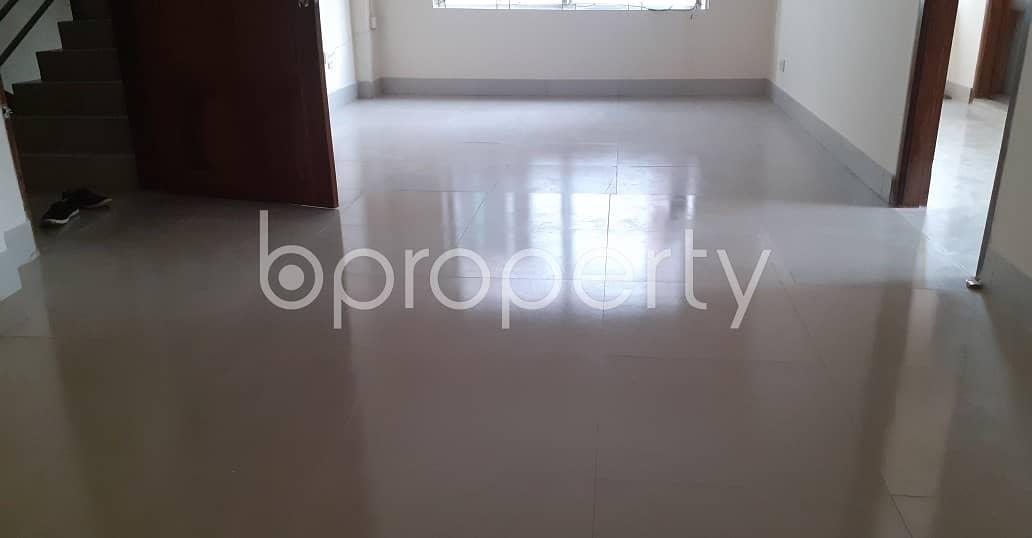 Apartment For Rent In Bashundhara, Near Bashundhara Eye Hospital