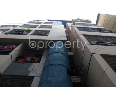 3 Bedroom Flat for Sale in Kalachandpur, Dhaka - Situated In Kalachandpur, A 1140 Sq Ft Apartment Is Up For Sale