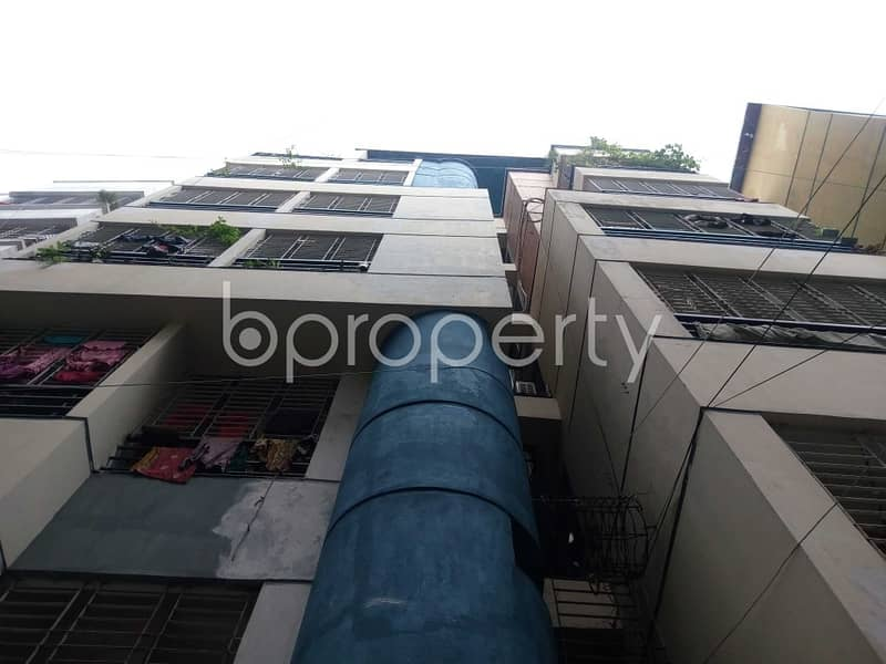 Situated In Kalachandpur, A 1140 Sq Ft Apartment Is Up For Sale
