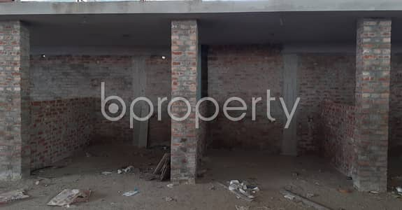 Shop for Rent in Bashundhara R-A, Dhaka - Deal with Your Business in 120 Sq Ft shop with a Convenient to Rent in Bashundhara R-A