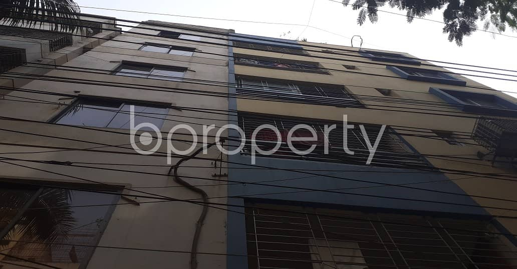 Spacious Apartment Is Ready For Rent At Lalmatia Nearby City Hospital & Diagnostic Center