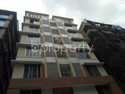 If You Want To Reside In Mirpur DOHS, Check This 1100 Sq Ft Flat Which Is Up For Sale.