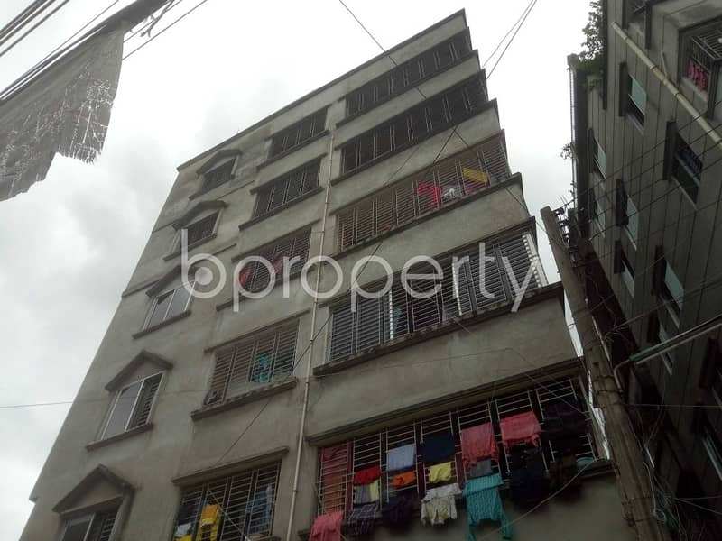 A 850 Sq Ft Home Is Available For Rent At Jagannathpur With An Affordable Deal