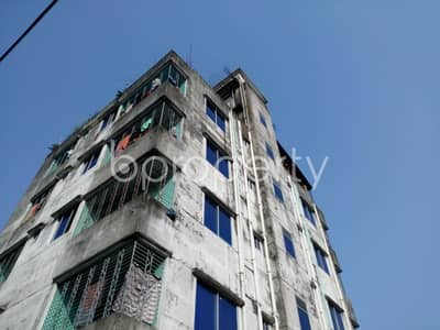 2 Bedroom Flat for Rent in Halishahar, Chattogram - Reasonable 900 SQ FT flat is available to Rent in Halishahar near to Islami Bank