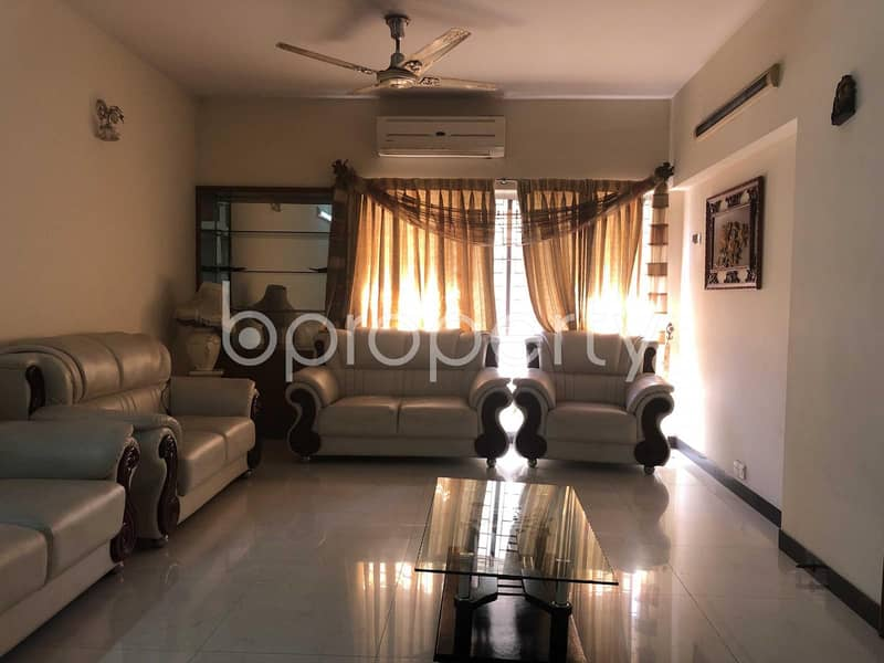 We Have This 2000 Sq Ft Ready Apartment At Khulshi, Near Port City International University Up For Rent